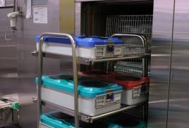 Большие паровые стерилизаторы